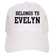 Belongs to Evelyn Baseball Cap