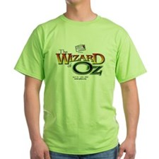 Green Wizard Cast T-Shirt