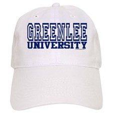 GREENLEE University Baseball Cap