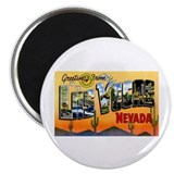 "Las Vegas Nevada Greetings 2.25"" Magnet (10 pack)"