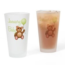 baby3 Drinking Glass