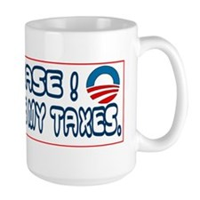 RaiseTaxes-bump Mug