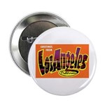 Los Angeles California Greetings Button