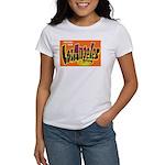Los Angeles California Greetings Women's T-Shirt
