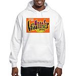 Los Angeles California Greetings Hooded Sweatshirt