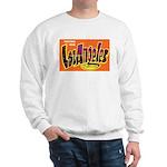 Los Angeles California Greetings Sweatshirt