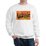Los Angeles California (Front) Sweatshirt