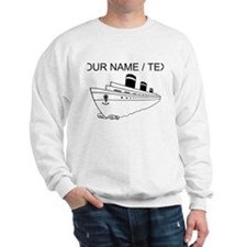 Custom Cruise Ship Sweatshirt
