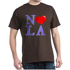 Nola Tiles Heart T-Shirt