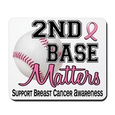 - 2nd Base 16E Mousepad