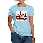 Retro Chicago Women's Light T-Shirt
