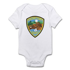 Tuolumne Sheriff Infant Bodysuit