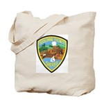 Tuolumne Sheriff Tote Bag