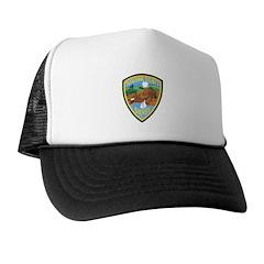Tuolumne Sheriff Trucker Hat
