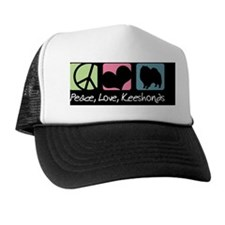 peacedogs3 Trucker Hat