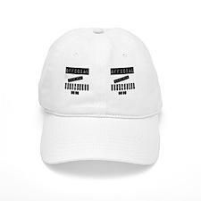 official_mug Baseball Cap
