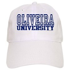 OLIVEIRA University Baseball Cap
