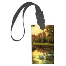 Swans Journal Luggage Tag