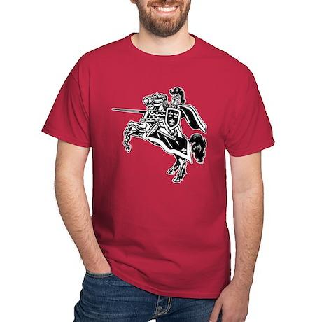 Mounted Knight Dark T-Shirt