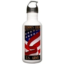FREEDOM 11x14 ARMY Water Bottle