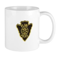 flint michigan police Mug