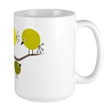 Retro Etsy Eames Birds 5 Coffee Mug