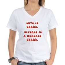 Love Is Grand Shirt