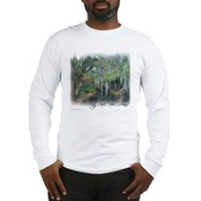 city park new orleans Long Sleeve T-Shirt