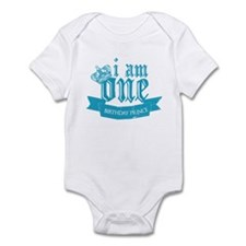 First Birthday Prince Onesie