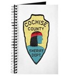 Cochise County Sheriff Journal