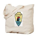 Cochise County Sheriff Tote Bag