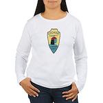 Cochise County Sheriff Women's Long Sleeve T-Shirt