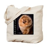 Pomeranian Tote Bag
