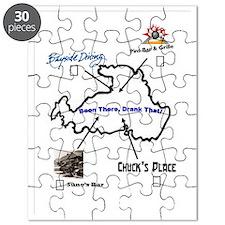 pub crawl back 2011 Puzzle