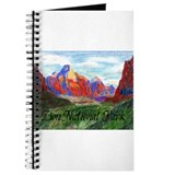 Zion: Down Canyon Journal