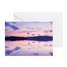 Canada, BC, Salt Spring Island, Sout Greeting Card