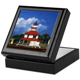 Lighthouse on the Pontchartrain - Keepsake Box
