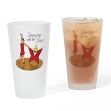 DancingWithTheStars Drinking Glass