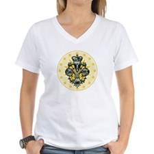 Saint Icon Fleur medallion Shirt