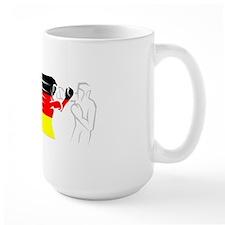 BoxingDesign GERMAN White Mug