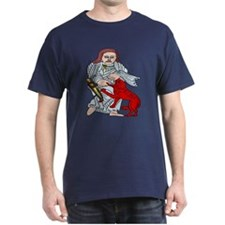 David and the Lion T-Shirt