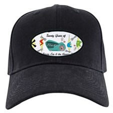 KSER 20th Anniversary Mug Baseball Hat