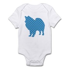 Bone Eskimo Infant Bodysuit