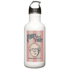 bernie-fight-CRD Water Bottle