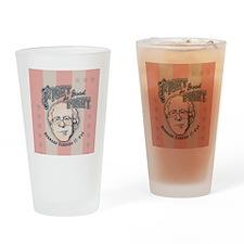 bernie-fight-BUT Drinking Glass