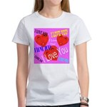 I Love You Women's T-Shirt