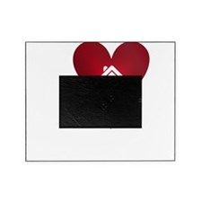 I Heart Real Estate Picture Frame