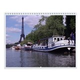 Barge and Breakfast Wall Calendar