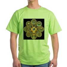 Witches Wheel of the Year T-Shirt