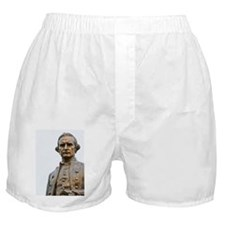 Statue of Captain James Cookctoria, I Boxer Shorts